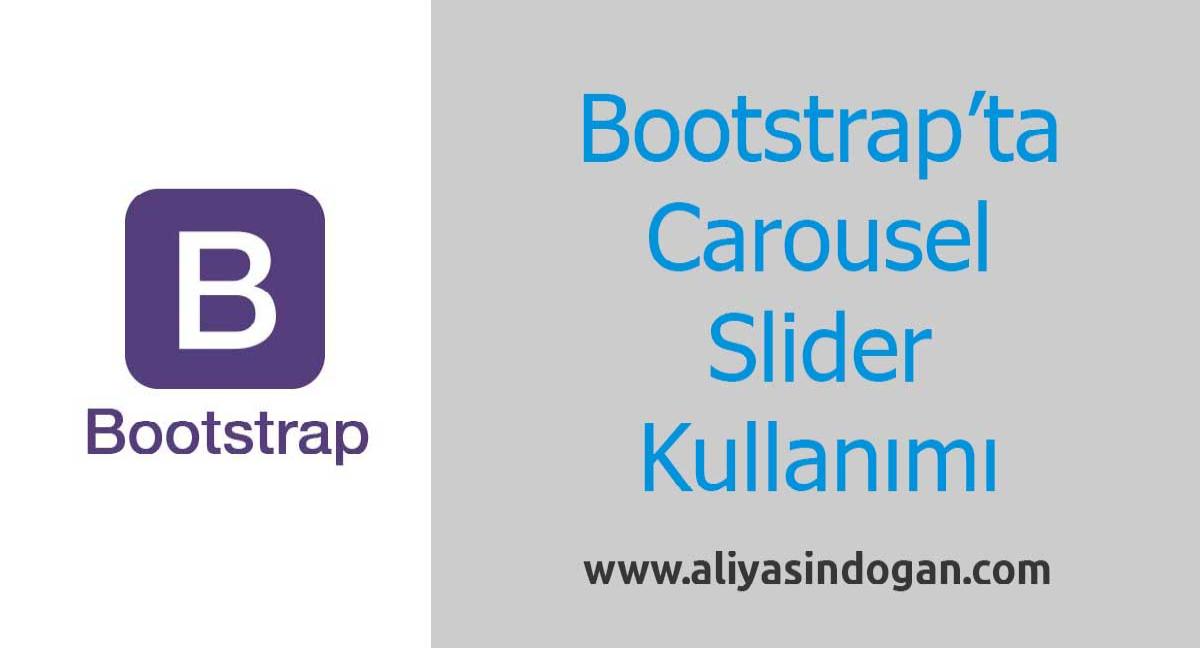 Bootstrap 39 ta carousel slider kullan m - Bootstrap slider div ...